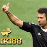 Gianluigi Buffon Buka Peluang Tampil di Euro 2020