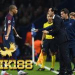 PSG Menang Atas Monaco Emery Puji Penampilan Mbappe