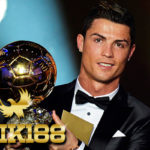 Ronaldo Kembali Mendapatkan Penghargaan Ballon Dor Ke Limanya