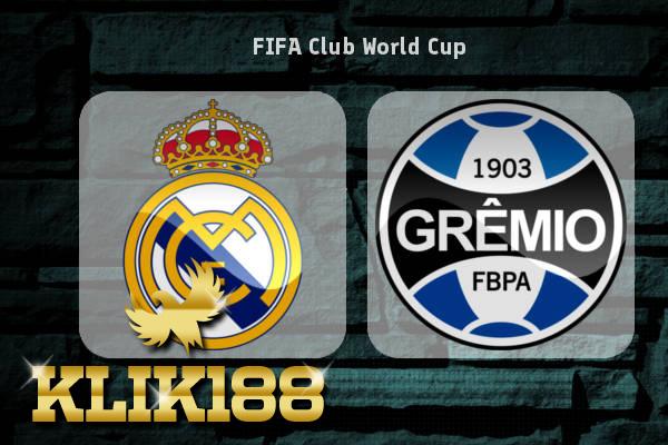 Prediksi Sepakbola Real Madrid VS Gremio 17 Desember 2017