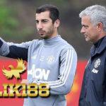 Masa Depan Mkhitaryan Diragukan Setelah Bertengkar Dengan Mourinho