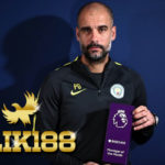 Pep Guardiola Tak Terhentikan Hattrick Manager of The Month
