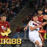 Laporan Pertandingan Sepakbola AS Roma VS Cagliari
