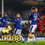 Laporan Pertandingan Sepakbola Inggris Everton VS Swansea