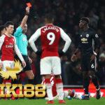 Laporan Pertandingan Premier League Arsenal 1 - 3 Manchester United
