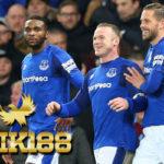 Laporan Pertandingan Premier League Everton 2 - 0 VS Huddersfield