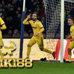 Laporan Pertandingan Napoli Vs Juventus Dini Hari Tadi