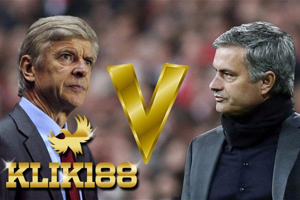 Jose Mourinho Takkan Parkir Bus Di Emirates Stadium Ungkap Wenger