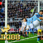 Laporan Pertandingan Sepakbola Manchester City VS Newcastle United