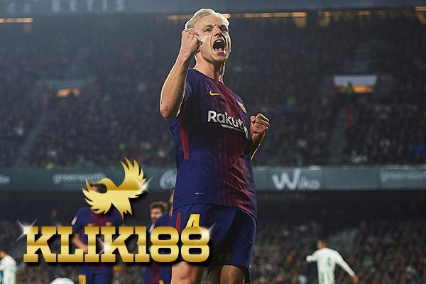 Laporan Pertandingan Sepakbola La Liga Real Betis VS Barcelona