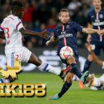 Laporan Pertandingan Sepakbola League 1 Olympique Lyon VS PSG