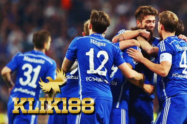 Laporan Pertandingan Sepakbola Bundesliga Schalke04 VS Hannover 96