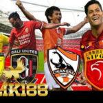 Preview Liga Champions Asia Chiangrai United VS Bali United