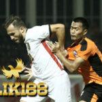 Laporan Pertandingan Sepakbola Chiangrai United VS Bali United