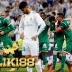 Laporan Pertandingan Sepakola Copa Del Rey Real Madrid VS Leganes