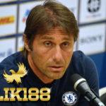 Dikalahkan Arsenal Antonio Conte Sebut Chelsea Kurang Beruntung