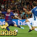 Laporan Pertandingan Sepakbola Copa Del Rey Barcelona VS Espanyol
