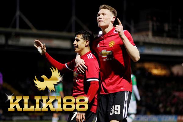 Laporan Pertandingan Sepakbola Piala FA Yeovil Town VS United