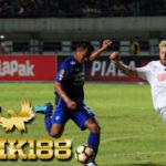 Laporan Pertandingan Piala Presiden Persib Bandung VS PSM Makassar