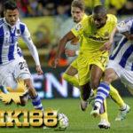Laporan Pertandingan Sepakbola Villarreal VS Real Sociedad