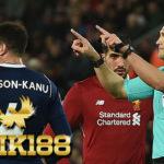Laporan Pertandingan Sepakbola Liverpool VS West Bromwich Albion