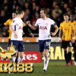 Laporan Pertandingan Sepakbola Newport County VS Tottenham Hotspur