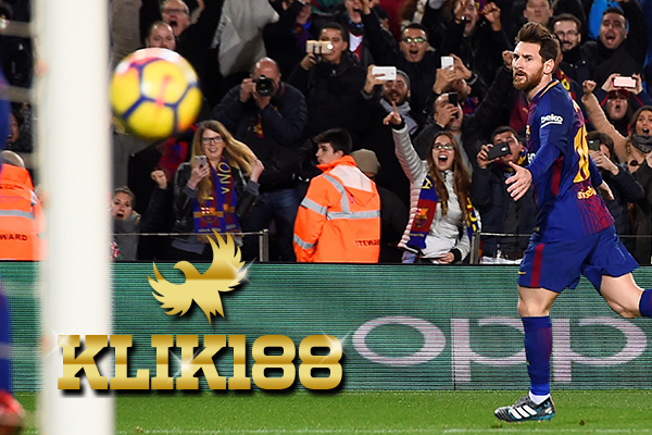 Laporan Pertandingan Sepakbola La Liga Barcelona VS Deportivo