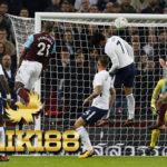 Laporan Pertandingan Sepakbola Tottenham Hotspur VS Westham United