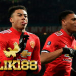 Laporan Pertandingan Sepakbola Manchester United VS Derby County