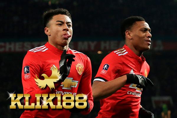 Laporan Pertandingan Sepakbola Manchester United VS Derby County