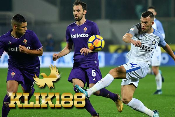 Laporan Pertandingan Sepakbola Fiorentina VS Inter Milan