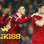 Laporan Pertandingan Sepakbola Liverpool VS Everton