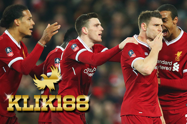 Laporan Pertandingan Sepakbola Liverpool VS Everton