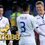 Laporan Pertandingan Sepakbola AS Roma VS Atalanta
