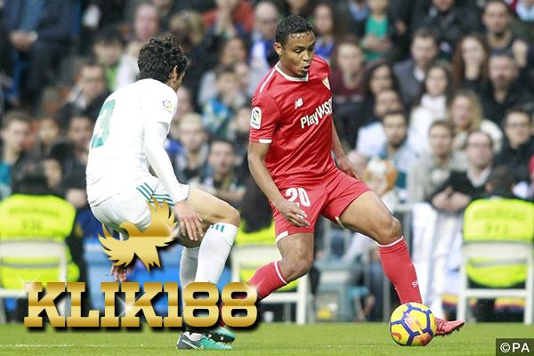 Laporan Pertandingan Sepakbola LA Liga Sevilla VS Real Betis