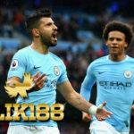 Laporan Pertandingan Sepakbola Manchester City VS Burnley FC