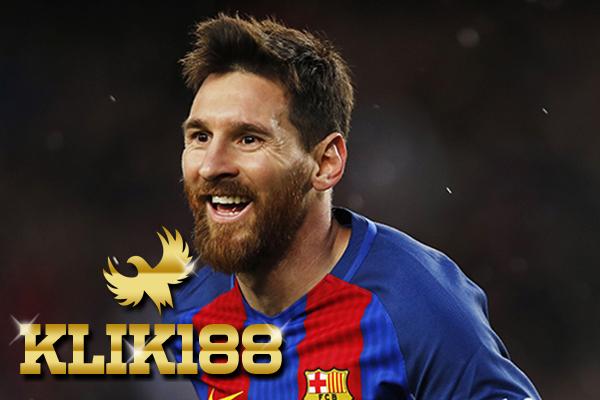 Messi Kembali Menuliskan Namanya Dalam Buku Sejarah Sepakbola