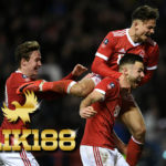 Laporan Pertandingan Sepakbola Nottingham Forest VS Arsenal