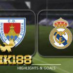 Prediksi Pertandingan Sepakbola Real Madrid VS Numancia