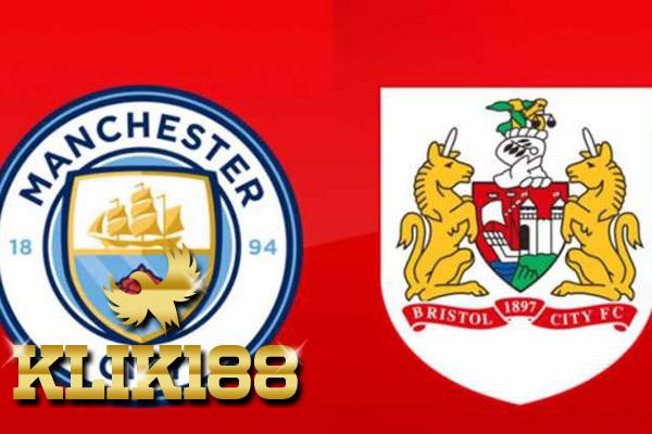 Prediksi Pertandingan Sepakbola Manchester City VS Bristol City