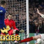Laporan Pertandingan Sepakbola Chelsea VS Arsenal