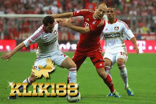 Laporan Pertandingan Sepakbola Bayer Leverkusen VS Bayern Munich