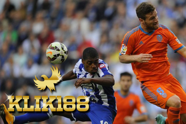 Laporan Pertandingan Sepakbola Deportivo La Coruna VS Valencia