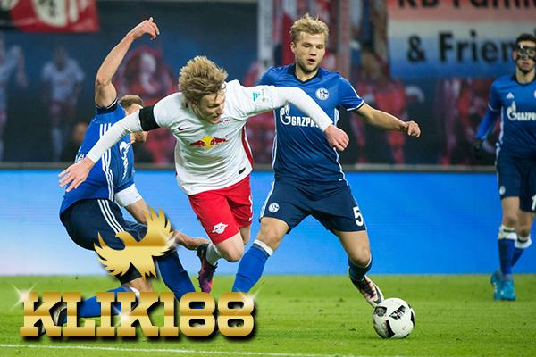 Laporan Pertandingan Sepakbola Bundesliga Rb Leipzig VS Schalke 04
