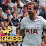 Harry Kane Jadi Pencetak Gol Terbanyak Tottenham di Premier League