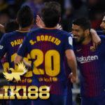 Laporan Pertandingan Sepakbola Real Socieded VS Barcelona