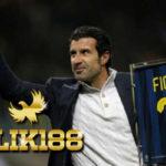 Luis Figo Berharap Inter Milan Menangkan Scudetto