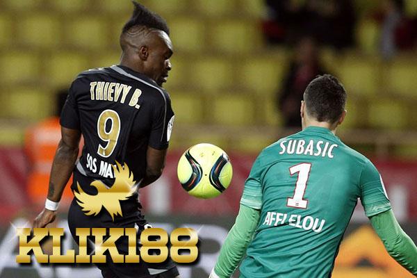 Laporan Pertandingan Sepakbola AS Monaco VS OGC Nice