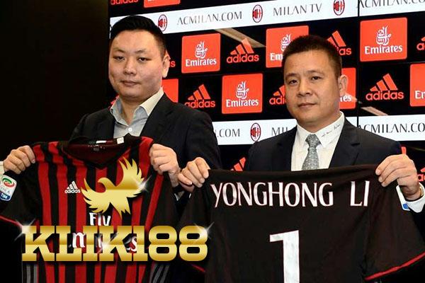 Pemilik Saham AC Milan Bantah Tudingan Terkait Pencucian Uang