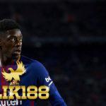 Ernesto Valverde Tak Khawatirkan Kesehatan Ousmane Dembele